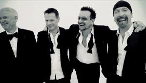 U2….the Bond villian of bands.