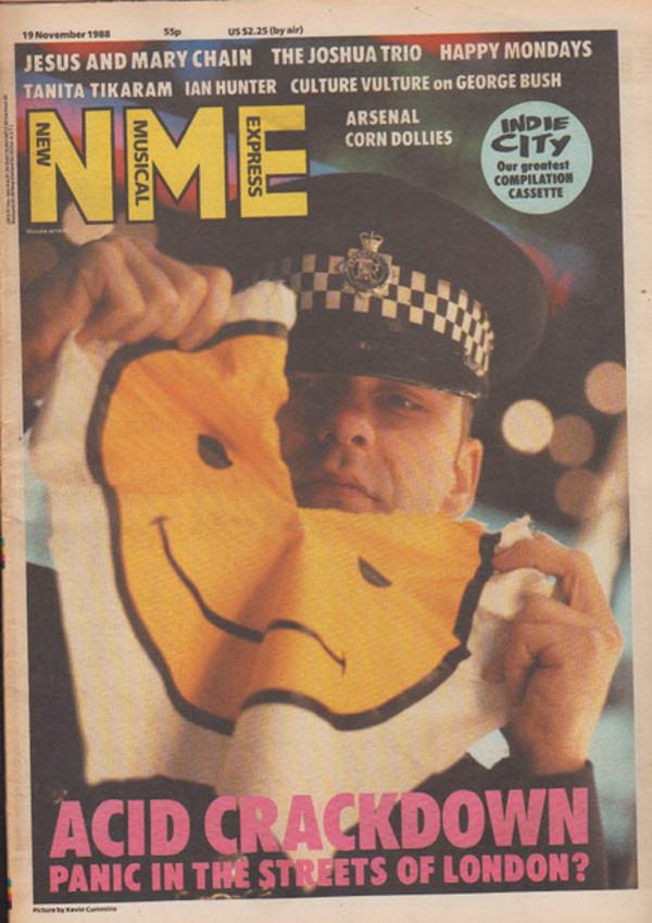 Edinburgh '88 (The Kangaroo Club and birth of AcidHouse)