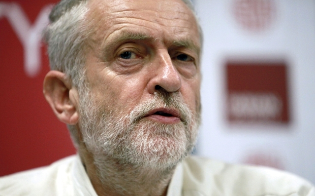 Jeremy Corbyn Rumoured To Have Put Some Private Part of his Mind Into The Brain Dead