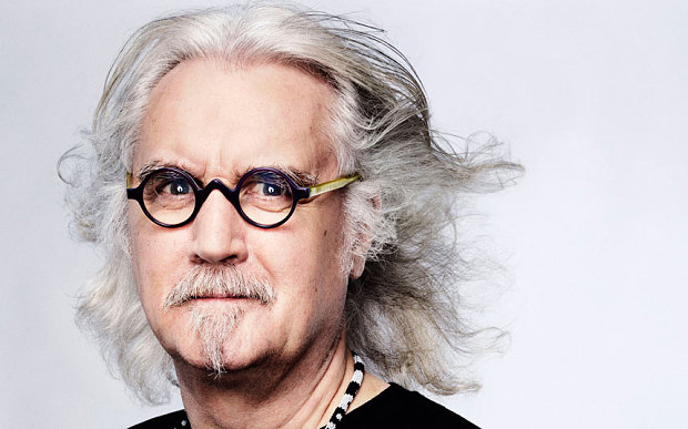 Comedy Outlaws no. 5. Billy Connolly…and the Crucifixion.