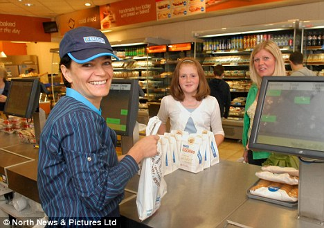 The Ladies of Greggs (poem)