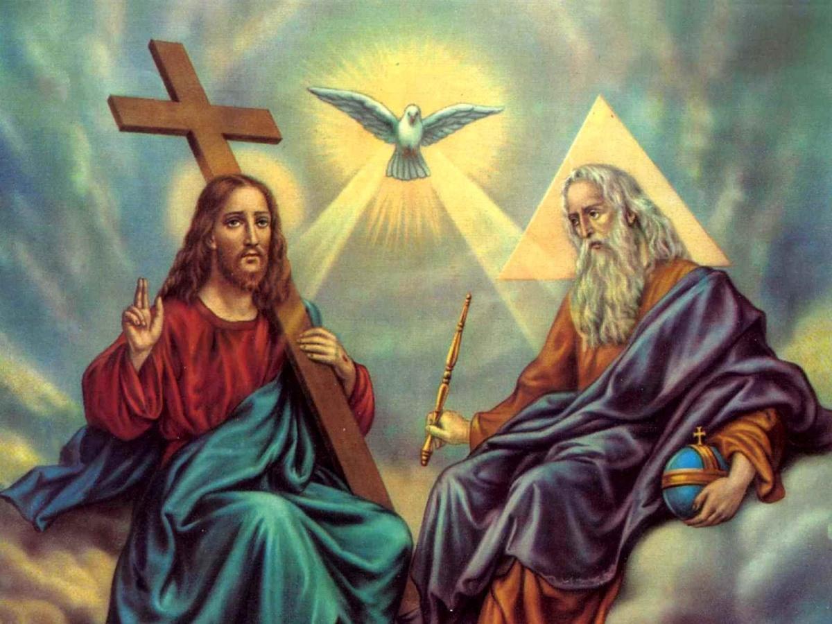 The Holy TrinityExplained.