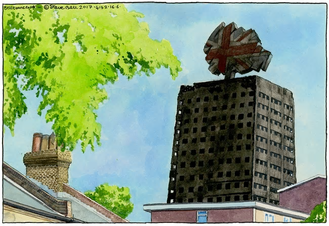 Grenfell Tower. The LastStraw